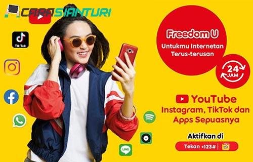 Harga Paket Freedom U Indosat