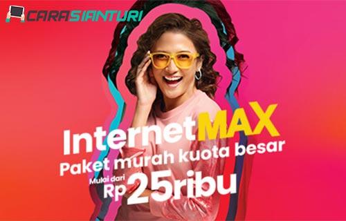 Harga Paket InternetMax Telkomsel