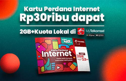 Keuntungan Kartu Perdana Online Starterpack Telkomsel