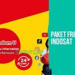 Paket Freedom U Indosat