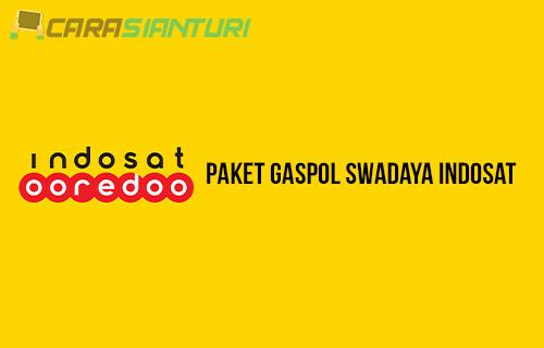 Paket Gaspol Swadaya Indosat