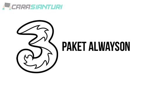 Paket Internet AlwaysOn Tri