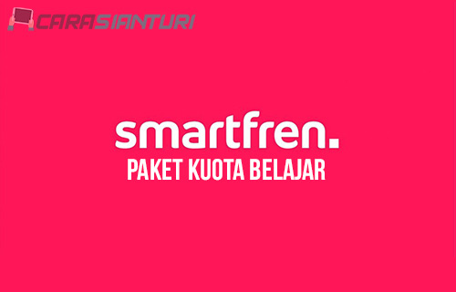 Paket Internet Kuota Belajar Smartfren