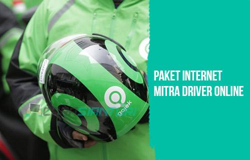 Paket Internet Mitra Driver Online