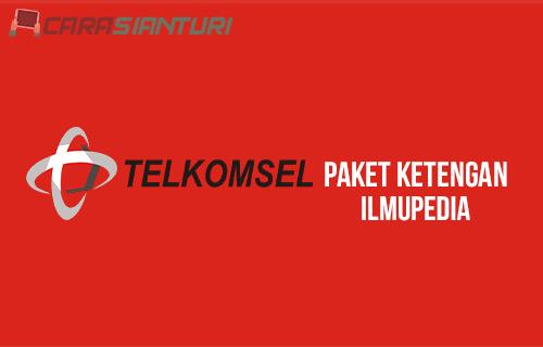 Paket Ketengan Ilmupedia Telkomsel Untuk Anak Sekolah Termurah