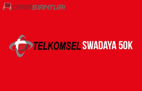Paket Internet Mitra Driver Swadaya 50K