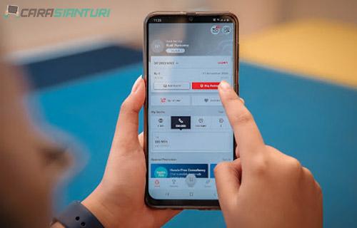 Cara Cek Paket Nelpon Telkomsel Lewat MyTelkomsel