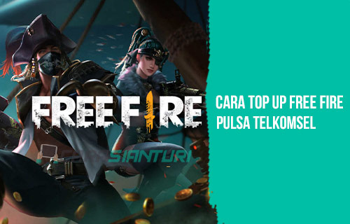 Cara Top Up Free Pulsa Telkomsel